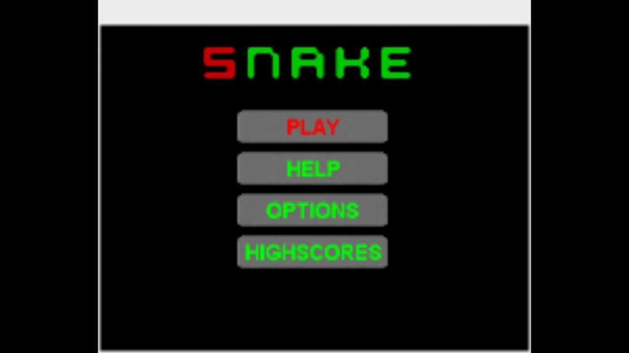 My first java game snake youtube my first java game snake baditri Gallery