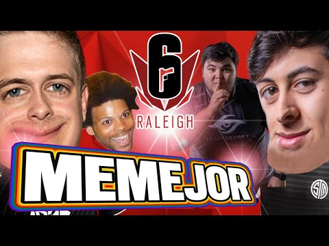 RALEIGH MEMEJOR | Rainbow Six Siege