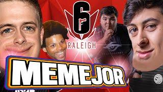 RALEIGH MEMEJOR | Rainbow Six Siege