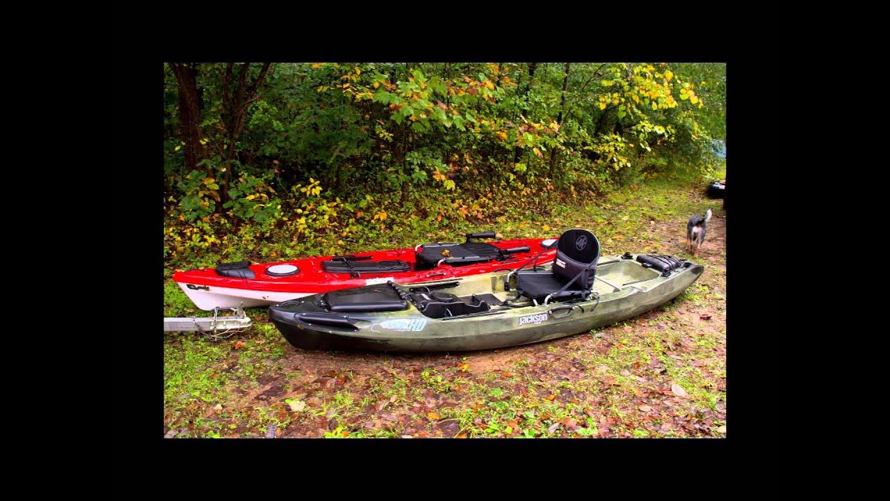 Cuda LT - Jackson Kayak