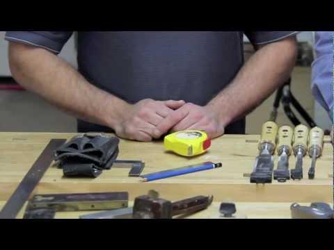 Fabriquer des queues d 39 aronde avec des outils main funnydog tv - Travail du bois pour debutant ...