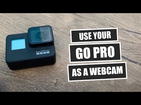 Use GoPro Hero 7 Black Edition for Live Streaming - Twitch / Streamlabs OBS - Cam Link - Webcam