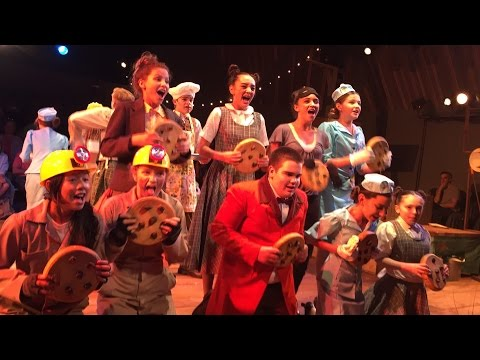 Cookies   A Year With Frog and Toad   Stagedoor Manor 2015 Session 2