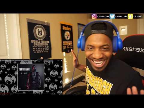 Tech N9ne - Worldwide Choppers (Feat. Busta Rhymes, Yelawolf, Twisted Insane...)   REACTION