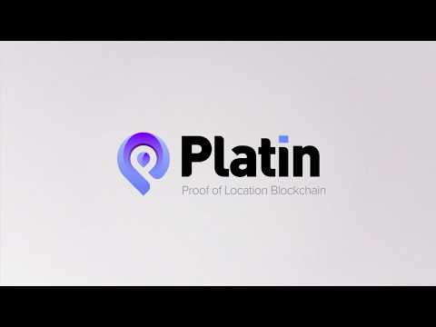 Platin - Proof of Location Protocol on the Blockchain