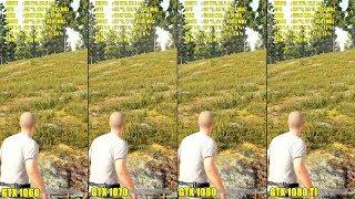 Pubg Gtx 1080 Ti Vs Gtx 1080 Vs Gtx