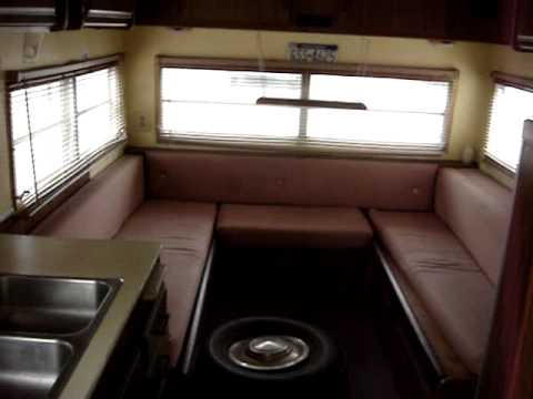 1975 Prowler Travel trailer Manual