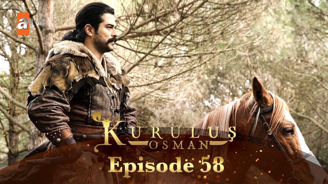 Kurulus Osman Urdu | Season 1 - Episode 58