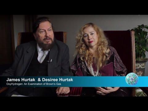 James & Desiree Hurtak Interview