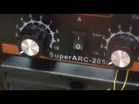 Redbo SuperArc 205S (обновленный Redbo Intec 205S)