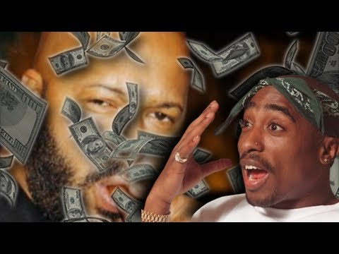 FOLLOW THE MONEY: DEATH ROW MOVING TO THE BAHAMAS & SUGE'S FINAL INTERACTION W/ 2PAC - RICK CLIFFORD