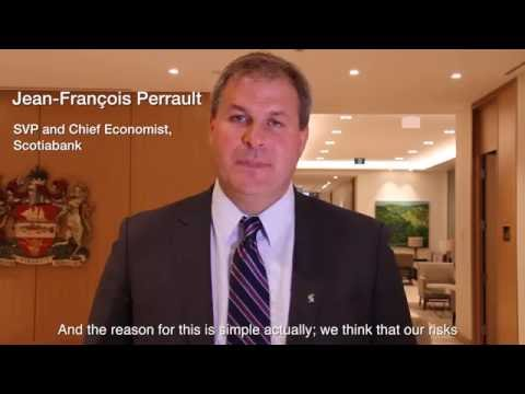 Scotiabank's Chief Economist, Jean-François Perrault, speaks to the latest Global Outlook report