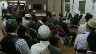 Huzoor's Meeting With Khuddam-ul-Ahmadiyya Students - Part 5
