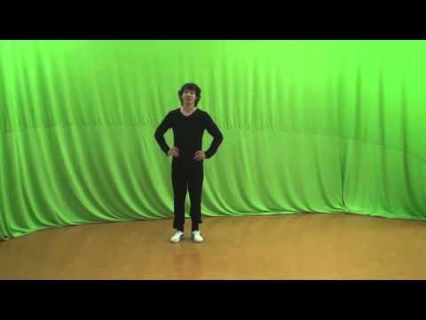 Быстро научиться танцевать лезгинку