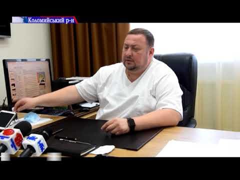 ТРК РАІ: COVID-19 у Коломиї: кількість пацієнтів за тиждень збільшилася