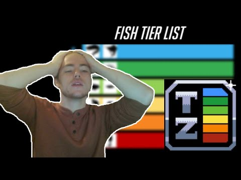 """Fish Biologist reacts to """"Fish Tier List"""" from TierZoo"""