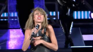Bad Blood - Funny Face Gillette Night 1 1989 Tour