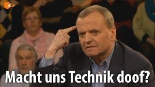 Talkrunde Markus Lanz und Manfred Spitzer 9.4.2013 - machen Medien süchtig
