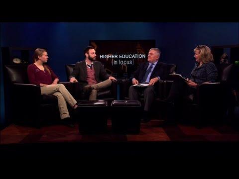 Higher Education in Focus - Penn State's Lunar Lion Team