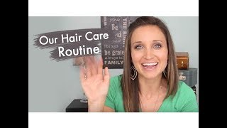 Our Hair Care Routine | Cute Girls Hairstyles