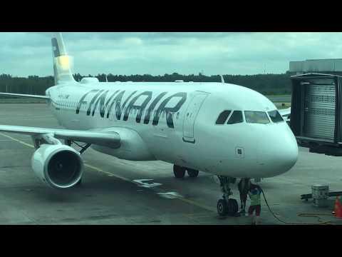 Finnair | Helsinki-Paris | Economy