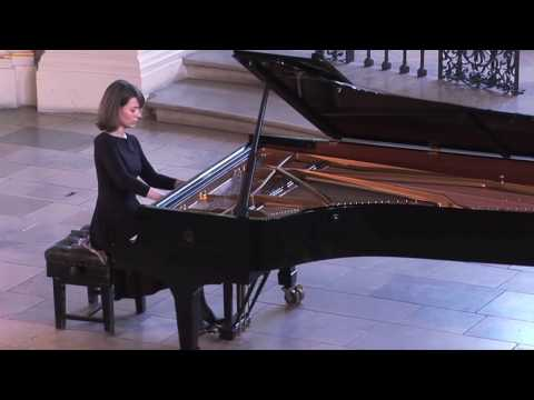 Irina Lankova plays Rachmaninov Elegy Op.3 No.1, St Martin in-the-Fields