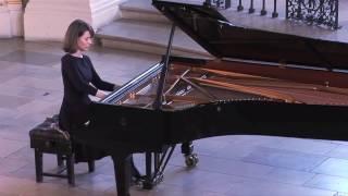 Irina Lankova plays Rachmaninov Elegy Op.3 No.1, St Martin in-the-Fields