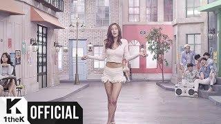 [MV] G.NA(지나) _ G.NA's Secret(예쁜 속옷)
