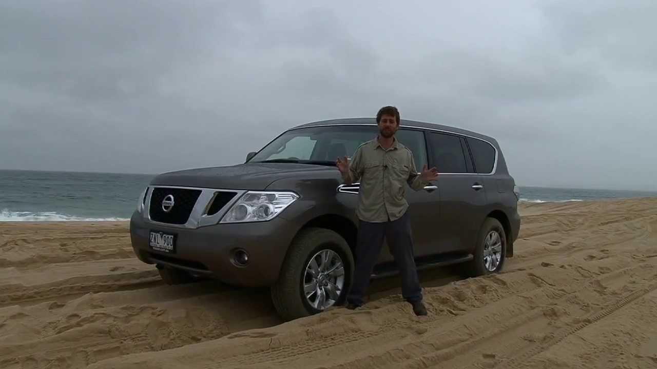 Nissan Patrol Y62 Car Review - YouTube