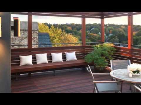 Desain Teras Rooftop yang Bikin Betah Bersantai di Rumah