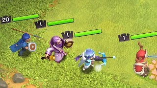 "NEW HERO ROYAL CHAMPION!! ""Clash Of Clans"" New update!"