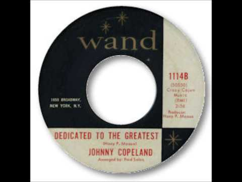 Johnny Copeland - Dedicated To The Greatest 1965