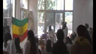 Zion Chant Coronation Haile Selassie RastafarI Nyabinghi in Italy