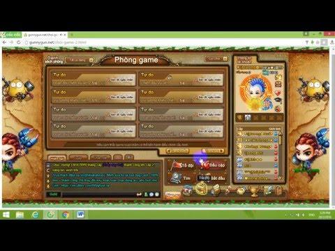 Hướng dẫn bug tiềm năng gunnygun.net