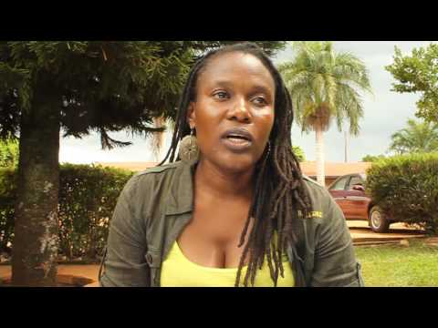 Women and permaculture work in Busoga Uganda