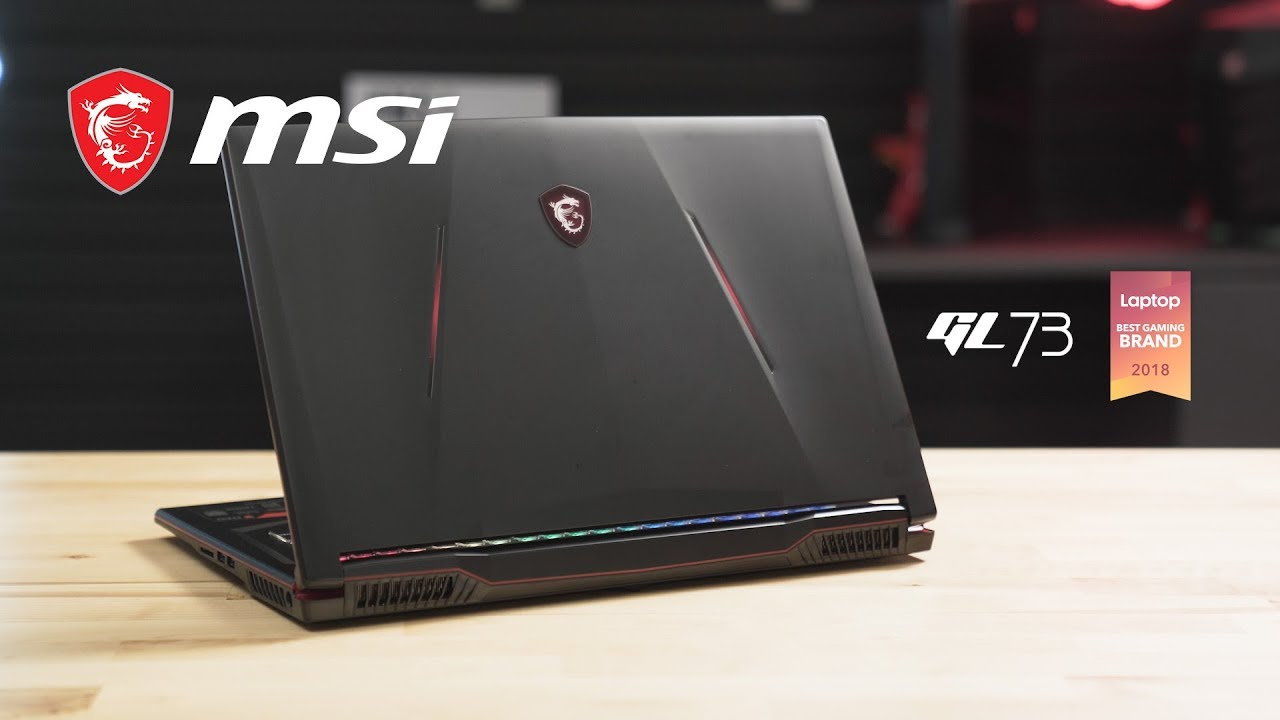 GL73 Unboxing – Untethered Gaming Power | MSI