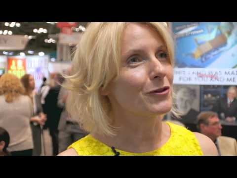 Elizabeth Gilbert at BEA 2013