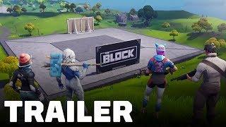 FORTNITE - The Block Reveal Trailer - The Game Awards 2018 HD   PureGaming