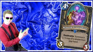 Hearthstone: More Illusionist Rogue (Minor Deck Changes)