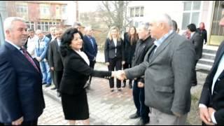 Vali Esengül Civelek'in Üsküp Ziyareti, Üsküplü Kadınları Gururlandırdı   Önadım
