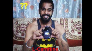 Unboxing MuscleBlaze  L-Carnitine L-Tartrate | SANGWAN FITNESS VLOGS 💪🦍