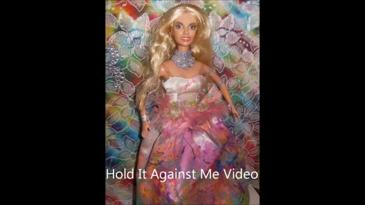My Britney Spears Doll Ooak Collection As Of 2 10 13 Youtube