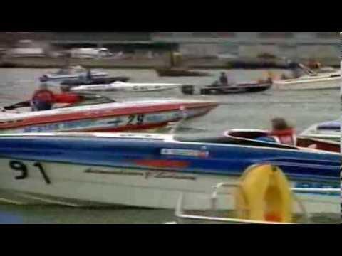 Helsinki-Tallinna-Helsinki OffshoreRace 1990