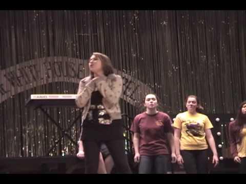 "Pittsford Mendon High School presents ""The Wedding Singer"""