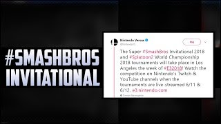 Video Armada on #SmashBros Invitational 2018! download MP3, 3GP, MP4, WEBM, AVI, FLV Maret 2018