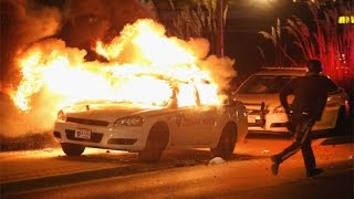 Ferguson Decision: City Erupts in Fury as Officer Avoids Indictment