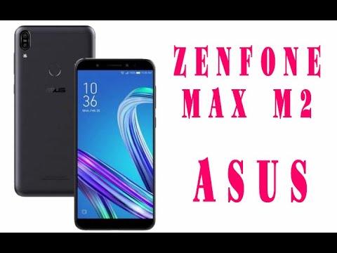 Смартфон ASUS ZenFone MAX M2 32Gb, ZB633KL