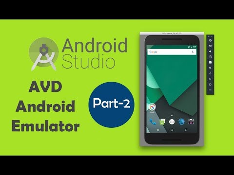 How to Setup Android Virtual Device| AVD | Android Emulator ...