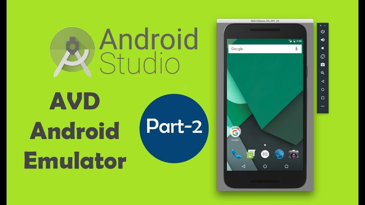 How to Setup Android Virtual Device| AVD | Android Emulator | Part 2