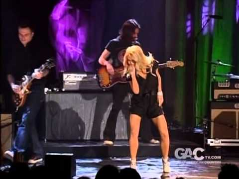 Julianne Hough - That Song In My Head The Academy Of Country Music Awards' New Artists Show
